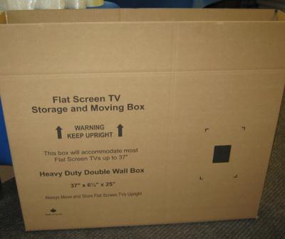 LCD TV 37 x 25 x 6.5