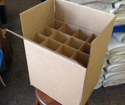 Wine Box 12 x 9 x 12