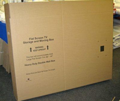 LCD TV 66 X 41 X 6.5