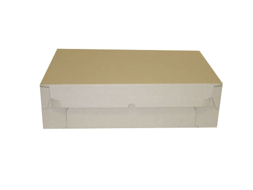 White Gift Boxes Two Piece Large 23 X 17 X 6